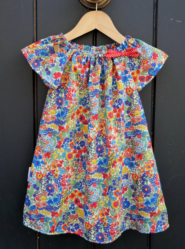 Handmade Childrens Dresses | Handmade Kids Sundresses | Handmade ...
